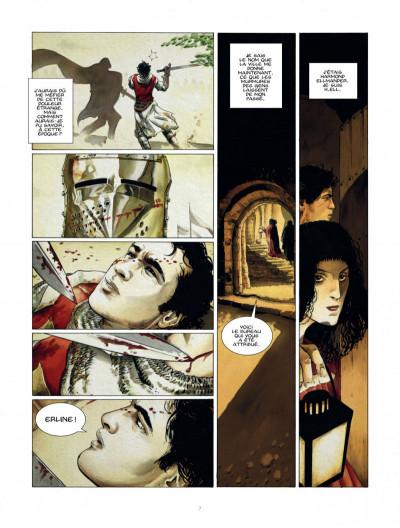 Page 7 H.ell tome 1 - la mort, sous toutes les formes