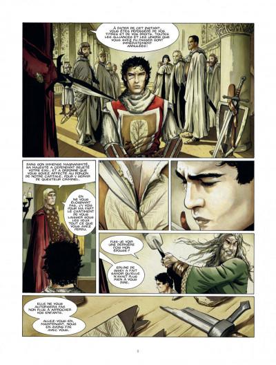 Page 8 H.ell tome 1 - la mort, sous toutes les formes