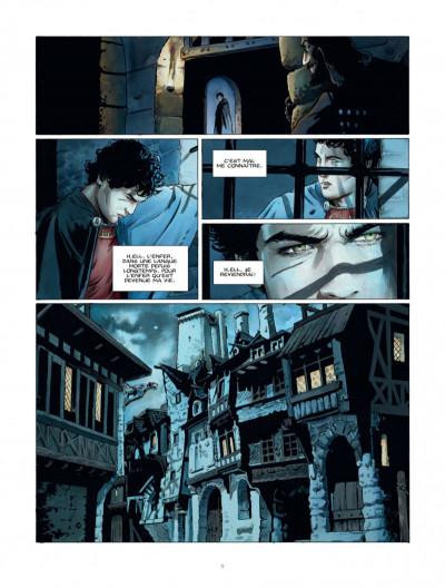 Page 9 H.ell tome 1 - la mort, sous toutes les formes