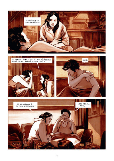 Page 2 Melvile tome 1