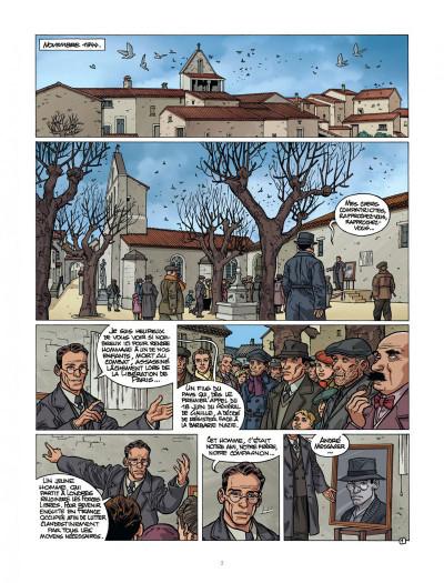 Page 2 Résistances tome 4 - Le prix du sang et des larmes
