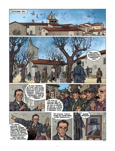 Page 3 Résistances tome 4 - Le prix du sang et des larmes