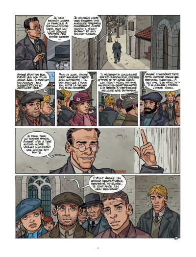 Page 4 Résistances tome 4 - Le prix du sang et des larmes