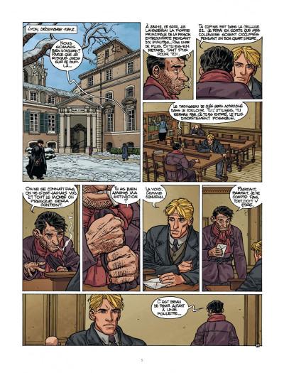 Page 5 Résistances tome 4 - Le prix du sang et des larmes