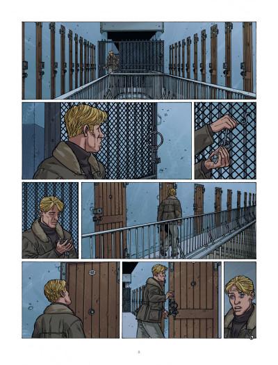 Page 8 Résistances tome 4 - Le prix du sang et des larmes