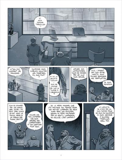 Page 2 au royaume des aveugles tome 2 - trompeuses apparences