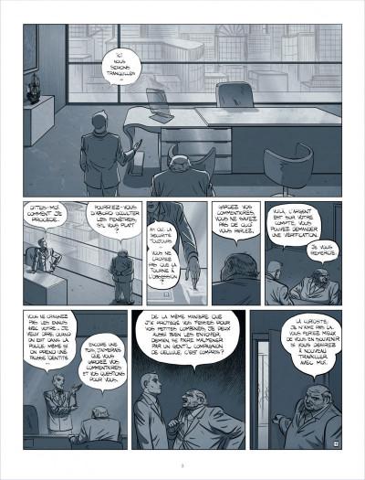 Page 3 au royaume des aveugles tome 2 - trompeuses apparences