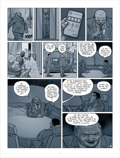 Page 4 au royaume des aveugles tome 2 - trompeuses apparences