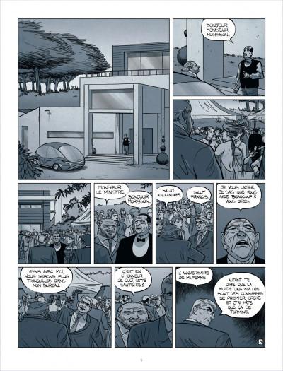 Page 5 au royaume des aveugles tome 2 - trompeuses apparences
