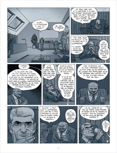 Page 6 au royaume des aveugles tome 2 - trompeuses apparences