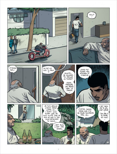 Page 7 au royaume des aveugles tome 2 - trompeuses apparences