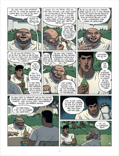Page 8 au royaume des aveugles tome 2 - trompeuses apparences
