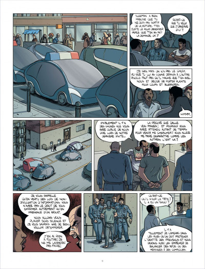 Page 9 au royaume des aveugles tome 2 - trompeuses apparences