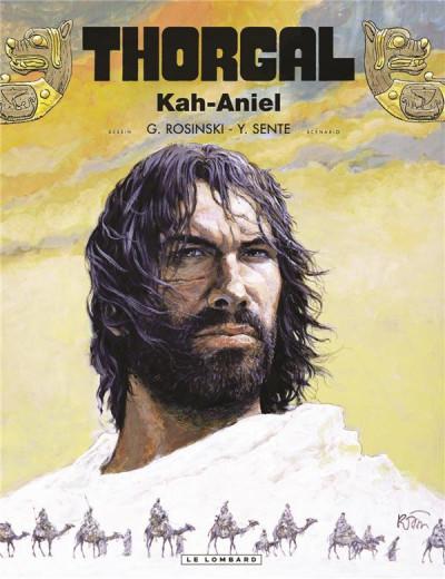 Couverture Thorgal tome 34 - Kah-Aniel