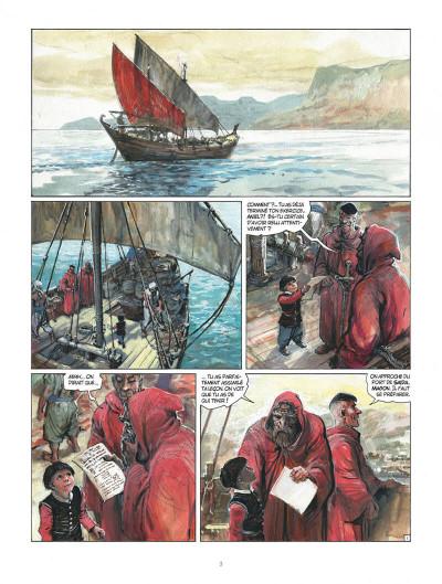 Page 3 Thorgal tome 34 - Kah-Aniel
