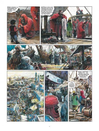 Page 4 Thorgal tome 34 - Kah-Aniel