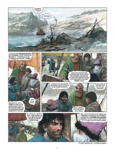 Page 5 Thorgal tome 34 - Kah-Aniel