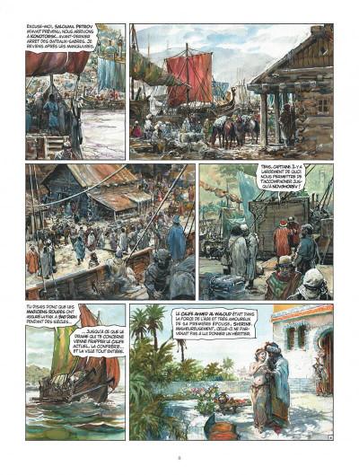 Page 8 Thorgal tome 34 - Kah-Aniel