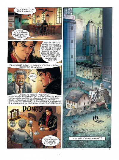 Page 7 Niklos Koda tome 11
