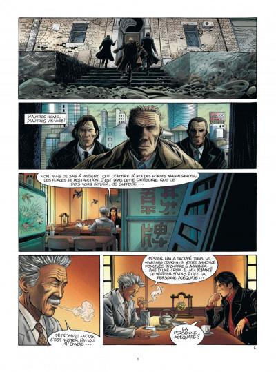 Page 8 Niklos Koda tome 11