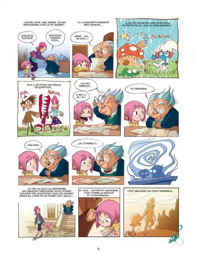 Page 6 Ernest et rebecca tome 1 mon copain est un microbe
