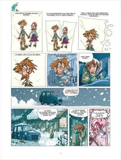 Page 3 Ernest et rebecca tome 2 sam, le repoussant