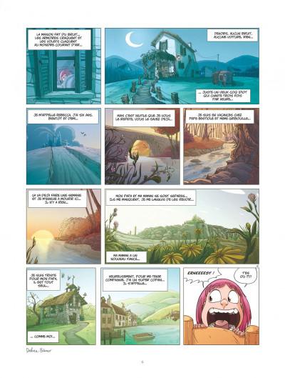 Page 6 Ernest et Rebecca tome 3
