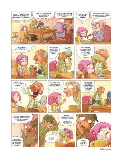 Page 7 Ernest et Rebecca tome 3