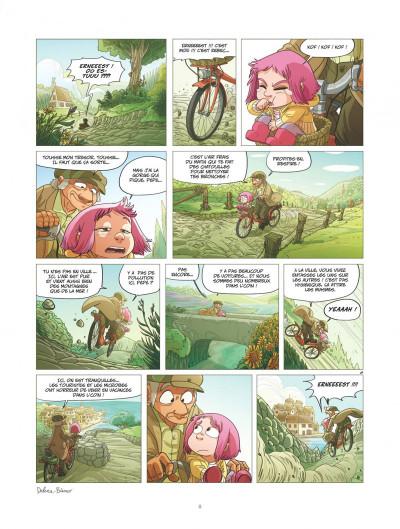 Page 8 Ernest et Rebecca tome 3