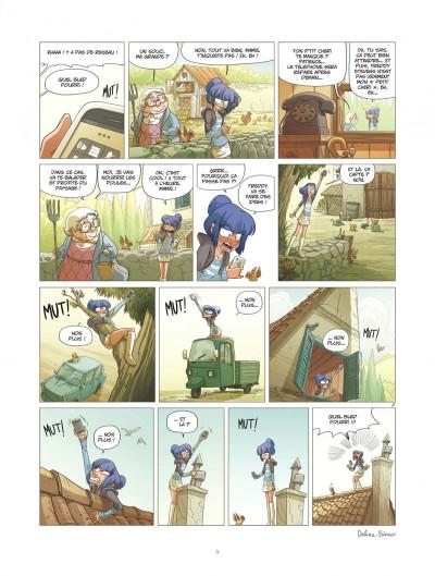 Page 9 Ernest et Rebecca tome 3