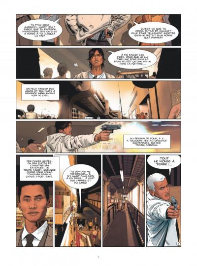 Page 5 I.R.$. dyptique - l'orient extrême - tome 13 et tome 14