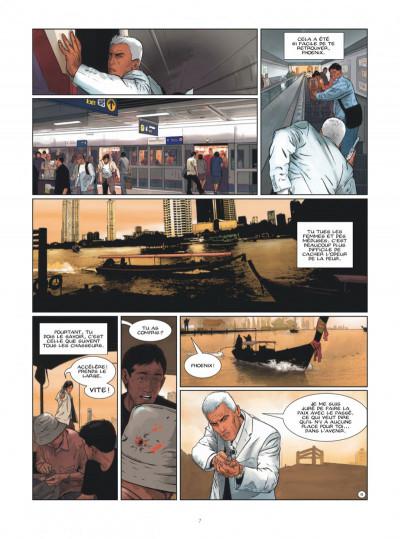 Page 7 I.R.$. dyptique - l'orient extrême - tome 13 et tome 14