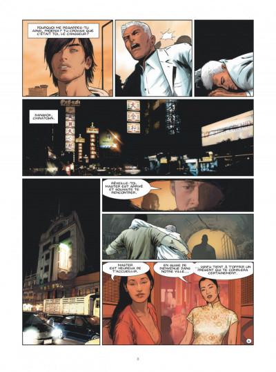 Page 8 I.R.$. dyptique - l'orient extrême - tome 13 et tome 14