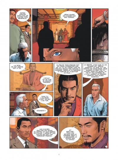 Page 9 I.R.$. dyptique - l'orient extrême - tome 13 et tome 14