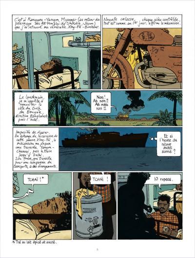 Page 5 Jonathan T.16 - celle qui fut