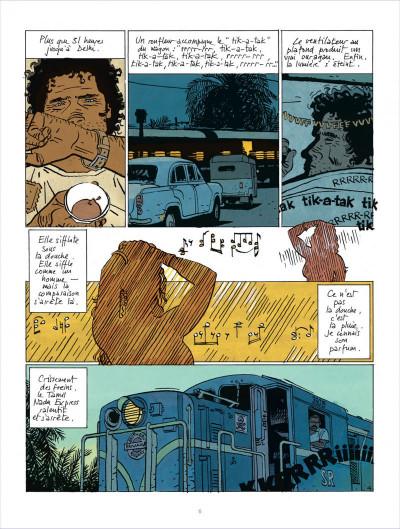 Page 6 Jonathan T.16 - celle qui fut