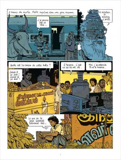 Page 7 Jonathan T.16 - celle qui fut