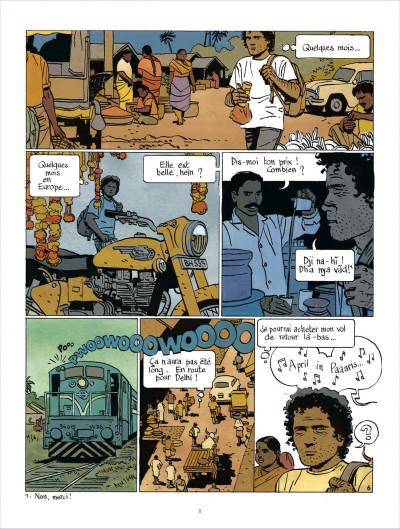 Page 8 Jonathan T.16 - celle qui fut