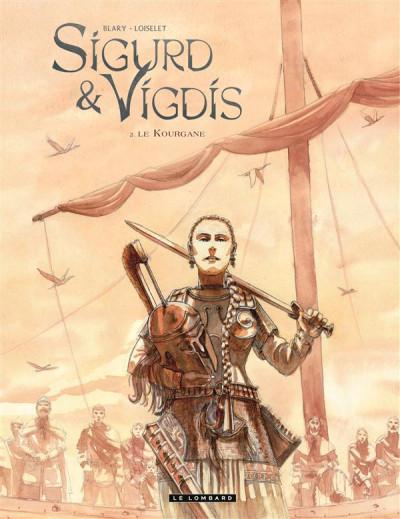 image de Sigurd et Vigdis tome 2 - le kourgane
