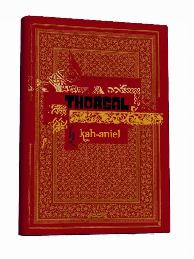 Couverture Tirage de tête - Thorgal tome 34 - Kah-Aniel