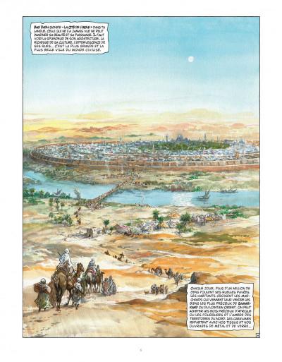 Page 6 Tirage de tête - Thorgal tome 34 - Kah-Aniel