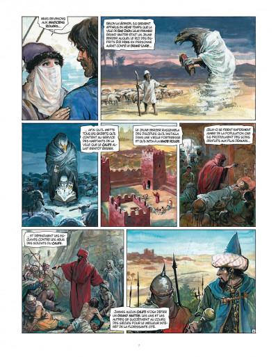 Page 7 Tirage de tête - Thorgal tome 34 - Kah-Aniel