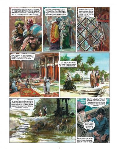 Page 9 Tirage de tête - Thorgal tome 34 - Kah-Aniel