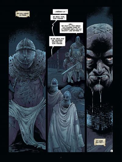Page 6 Croisade tome 7 - le maître des sables