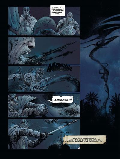 Page 7 Croisade tome 7 - le maître des sables
