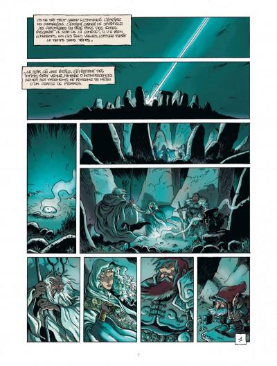 Page 7 la légende du changeling - intégrale