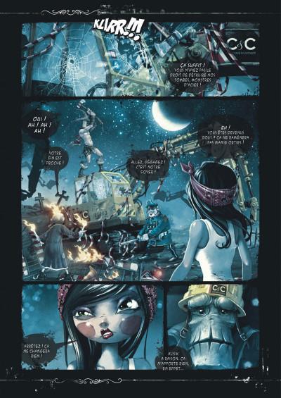 Page 7 Alisik tome 3 - printemps