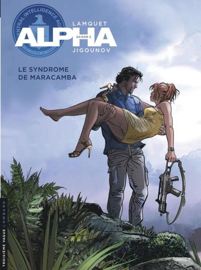 Couverture Alpha tome 13