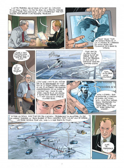 Page 7 Alpha tome 13