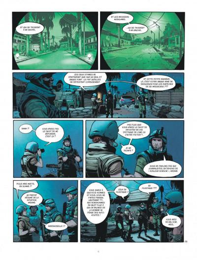 Page 6 Bob Morane - renaissance tome 1